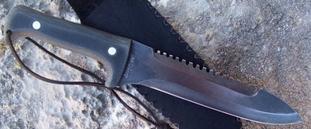 Scorpion Combat Knife