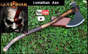 Leviathan Axe Video Link Picture