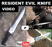Youtube link to Resident Evil 4 Knife video
