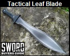Tactical Leaf Blade Picture link to more pictures and order info