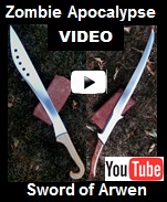 Zombie Apocalypse & Sword of Arwen Video Linki